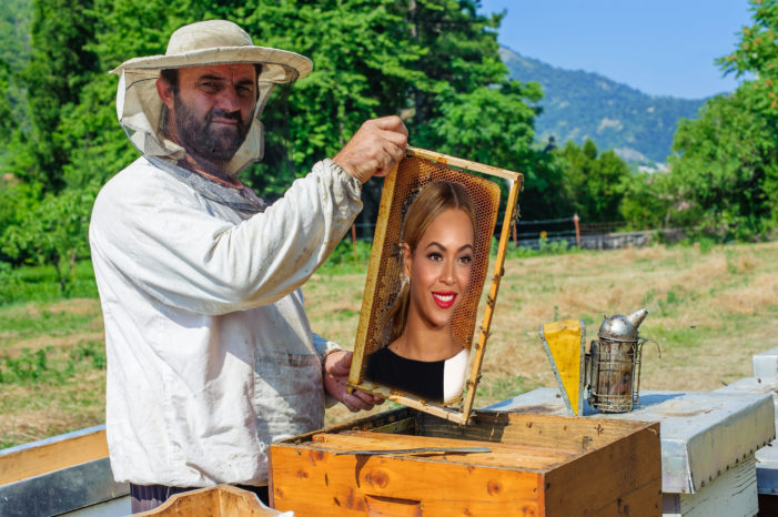 Beykeeper Tends To Beyhive