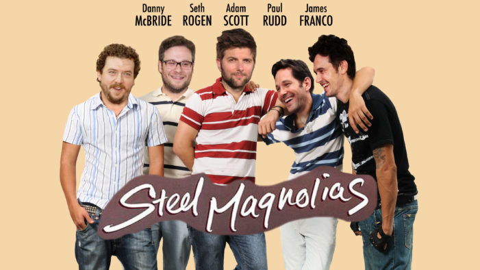 Outrage As Sony Set To Reboot Steel Magnolias Starring All-Male Cast