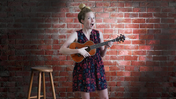 Comedian Does Full Set With Ukulele To Horrified Audience