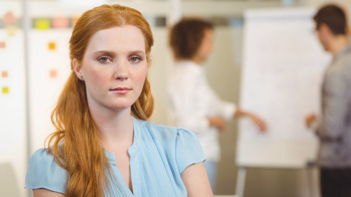 Office Gossip Queen Deems People Working From Home Unproductive
