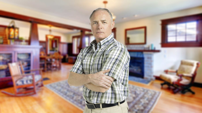 Man Retires To Fulfill Lifelong Dream Of Finding Things To Do Around The House