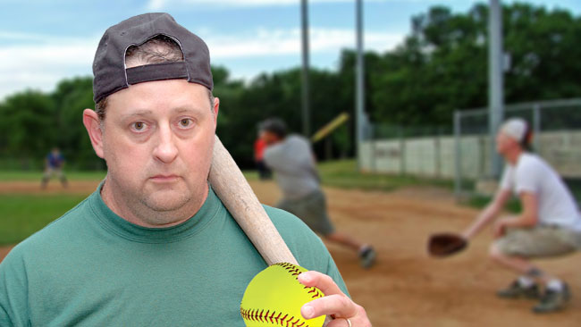 STUDY: Joining An Adult Softball League Is A Surefire Way To Die In The City You Were Born