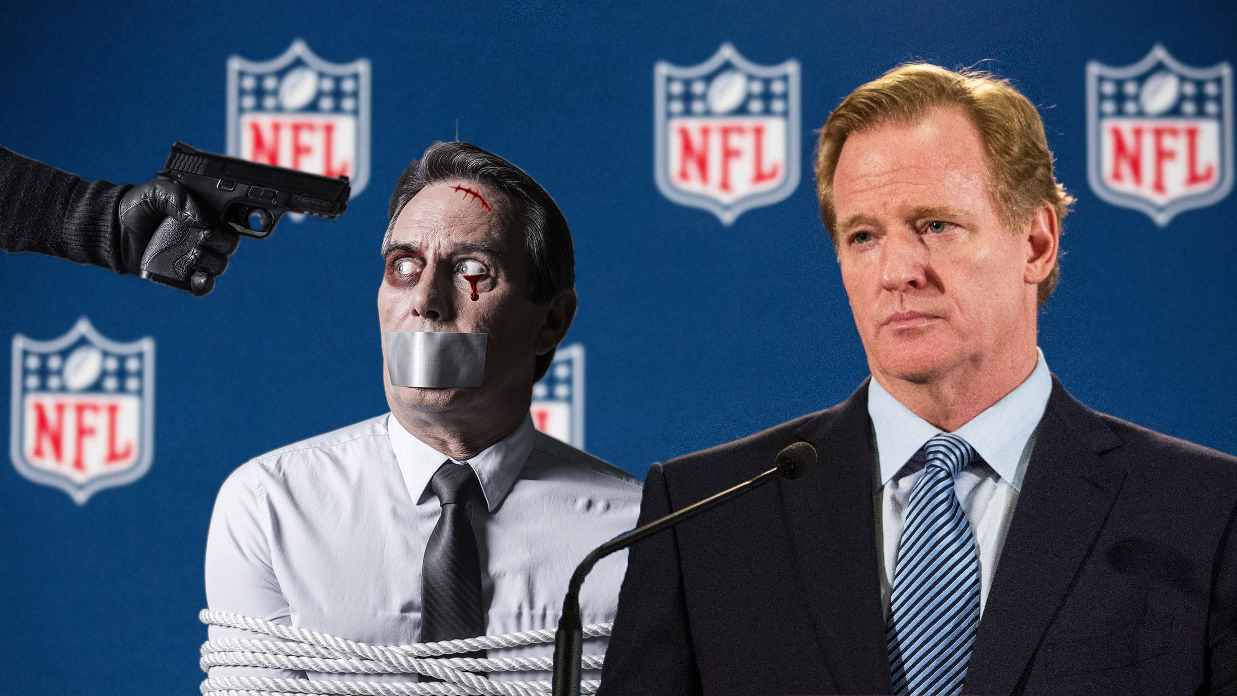 Man Busted After Illegally Taping Latest NFL Game 60fb7c8a4