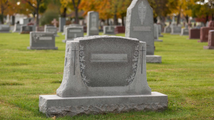 STUDY: 9 Out Of 10 Dead People Wish They Had Not